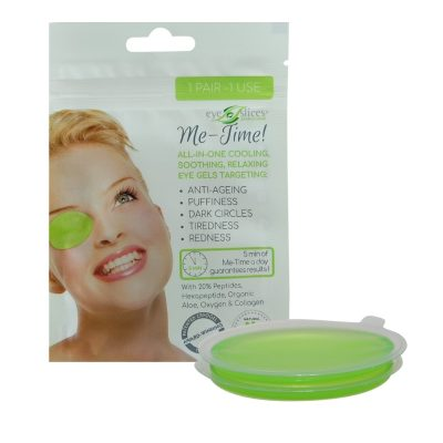 eyeSlices Sachet SINGLE Use for younger looking eyes